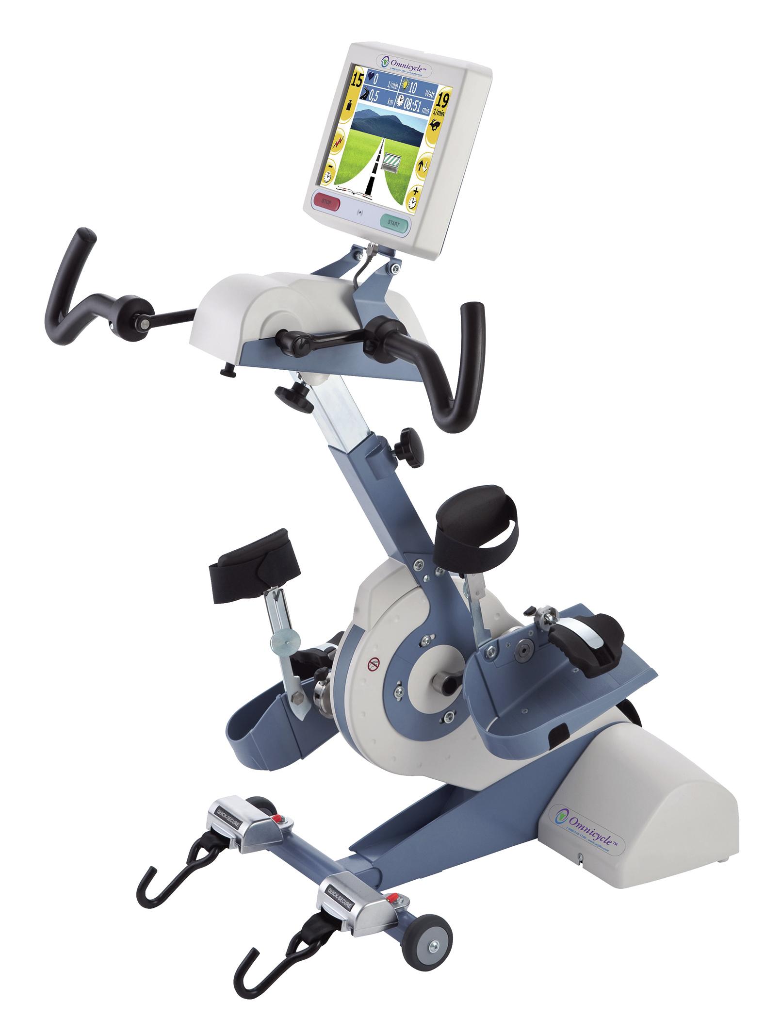 ACP's Omnicycle™ Elite Motorized Rehabilitation System
