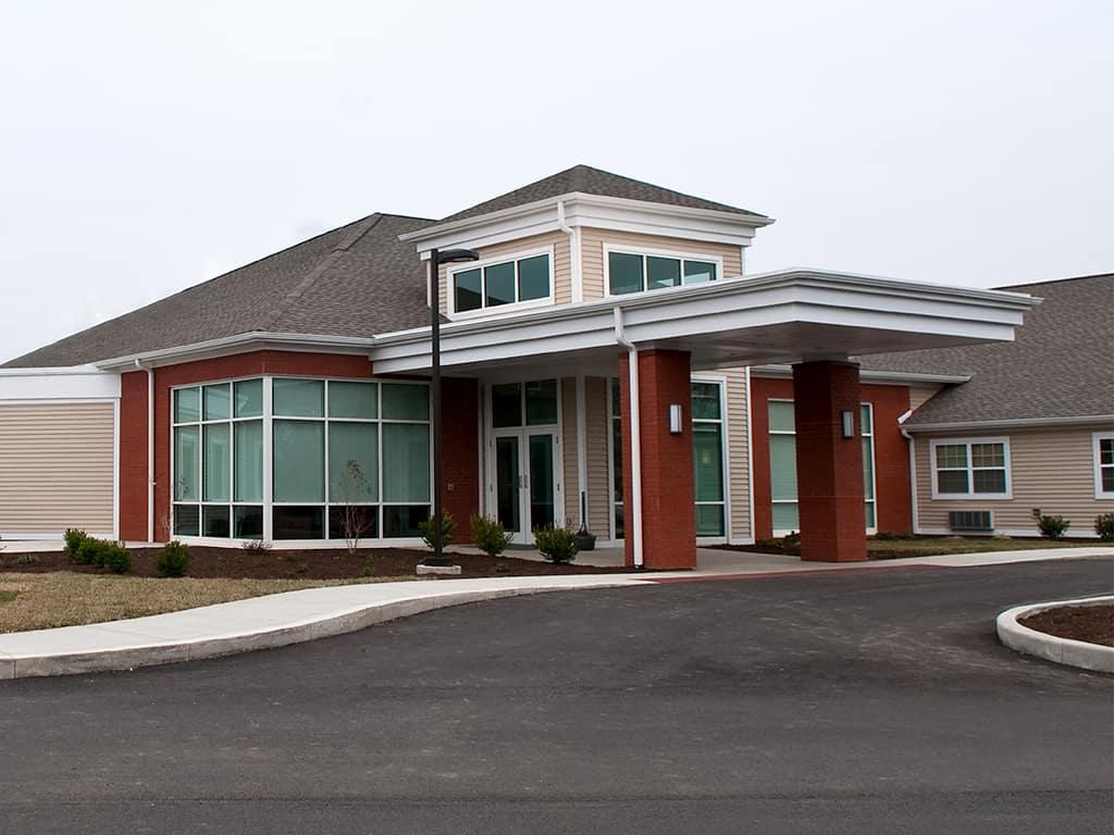 Senior Rehabilitation In Portsmouth Oh Bridgeport Healthcare Center