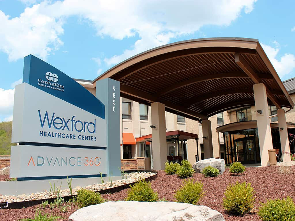 Quality skilled nursing care in wexford pa communicare for The wexford