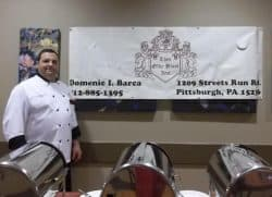Chef Domenic Barca, Thee Olde Place Inn