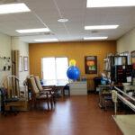 senior rehabilitation center at Columbus Healthcare Center