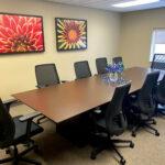 conference room at Salem North Healthcare Center