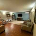 lounge room at Salem North Healthcare Center