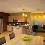 an occupational therapy room at Ellicott City Healthcare Center