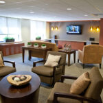 a sitting room at Ellicott City Healthcare Center