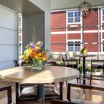 dining room tables at Evergreen Crossing & Loft