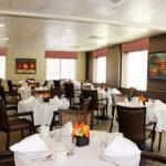 A formal dining room at Fort Washington Health Center