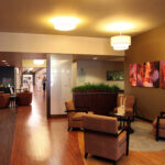 sitting room in Grande Pointe Healthcare Community