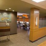 Vista Gourmet dining center entrance
