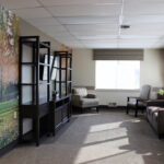 a sitting room at Hanover Healthcare Center