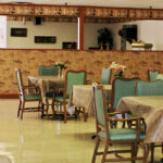 formal dining room at Wyant Woods Healthcare Center