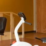 senior rehabilitation gym at Wyant Woods Healthcare Center