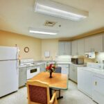 occupational therapy suite at Southwood Healthcare Center