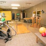senior rehabilitation center at The Pines Healthcare Center