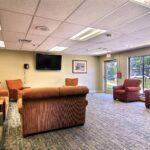 recreational room at Great Lakes Healthcare Center